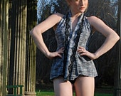 Natalie vest top