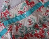 Fushia Baby Bag