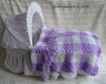 Free Knitting Patterns For Dolls Prams : FREE KNITTING PATTERNS DOLLS PRAM COVERS - VERY SIMPLE ...