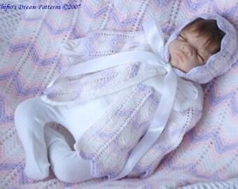 KNITTING PATTERN For Rowan Jacket, Hat, Blanket/AfghanPDF 82 Digital Download baby knitting patterns
