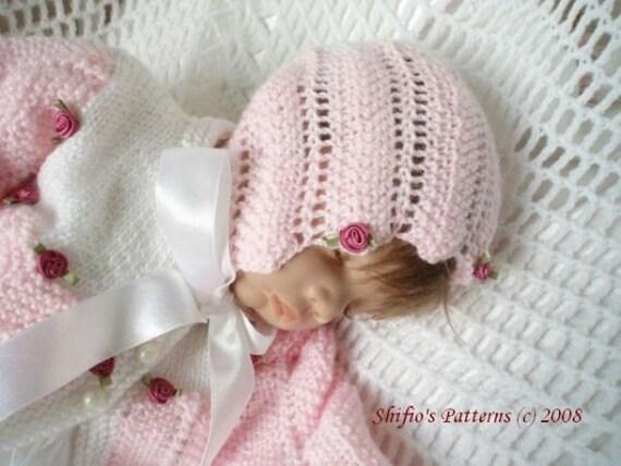 Rowan Knitting Pattern Baby Blanket : KNITTING PATTERN For Rowan Jacket, Hat, Blanket/AfghanPDF ...