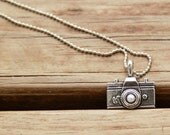 Camera Necklace.