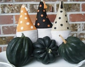 Haunted Carnival Gathering Halloween House Pillows