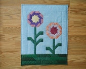 Spring Time Quilted Wall Hanging