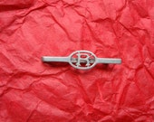 Vintage Tie Bar with initial R.