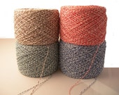 GREEN and White Baker's Twine 250 yd