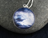 Clouds for a Cause - Sterling Silver