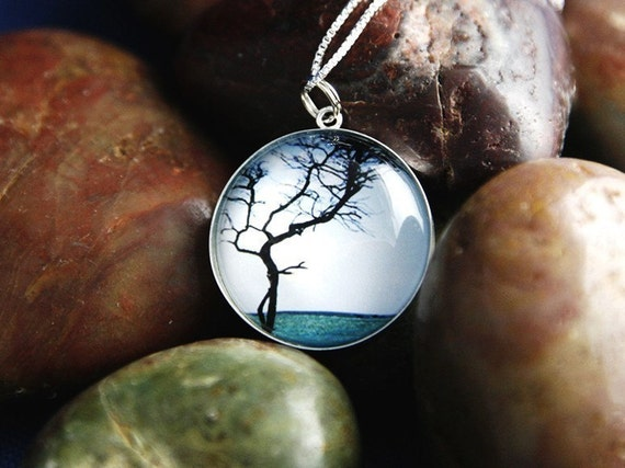 Seaside Tree for a Cause - Sterling Silver