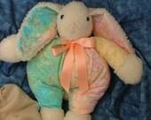 Rainbow Baby Bunny