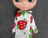 Strawberry Patch Coat