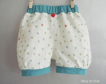 KIDS TROUSERS - Lovely Buffant Pumpkin Pants - Size for 2Y