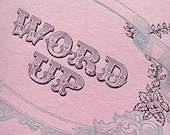 Word Up, Set of 6