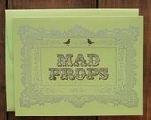 Mad Props, Set of 6