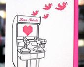 Arcade Fever, Love Birds (Wedding\/Love)