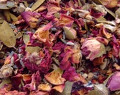 1 pound lb Victorian Rose  Potpourri Blend for Sachets Pillows Bath Products Craft Projects and more