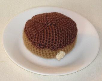 Bavarian Cream Donut