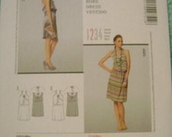 Burda Womens Dress Sz 6-18  7512   Uncut