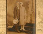 2 Antique Photos (FEATURED ITEMS) vintage Photograph Collectibles Supplies Ephemera Assemblage Altered Art Scrapbooking Home Decor destash