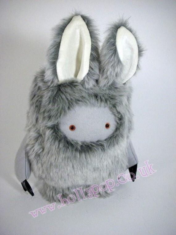 Gray Wererabbit monster