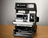 RESERVED - Vintage Polaroid Sun600 LMS Camera