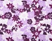 Per Yard Purple Denim Weight Twill OSHKOSH Fabrics OOP