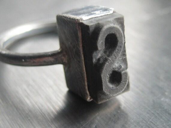 Letterpress S.  Ring.