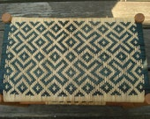 Woven Foot Stool