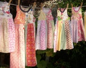 Girls Dress Sewing Kit   you choose size  3 4 or 5