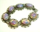 Vintage Opal Like Bracelet