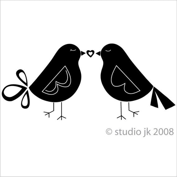 Displaying (20) Gallery Images For Lovebirds Graphic...