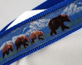 Special Order - XL Alaskan dog collar, 1.5 inches wide, adjustable, ready to ship