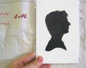 Freehand Custom Silhouette Portrait Papercutting
