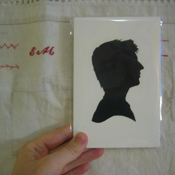 Custom Silhouette Portrait