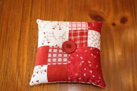 SALE - Valentine Pin Cushion