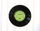 Reserved for Becca- Vintage Vinyl French Record
