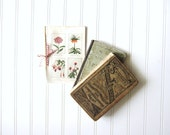 Vintage Summer Garden Card