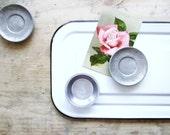 Vintage Children's Dishes Magnet Set