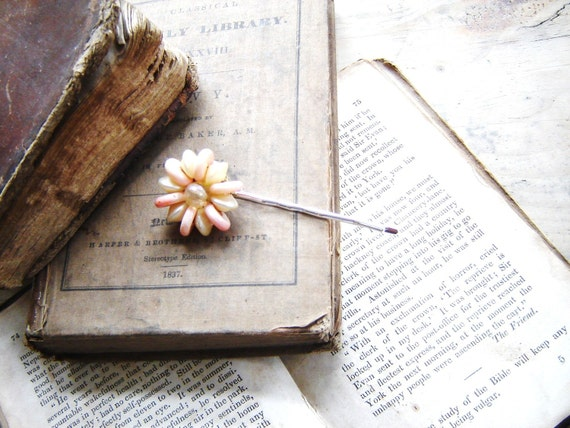 Vintage Wedding Hair Pin or Barrette