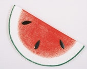 Watermelon Bulletin Board and Seed Push Pins