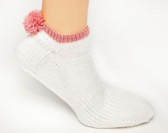 PATTERN ONLY: Sport Socks