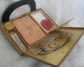 SALE Evans Saturday Night Special Early 1900s Compact Carry All Purse Was 34.99 Now 29.99
