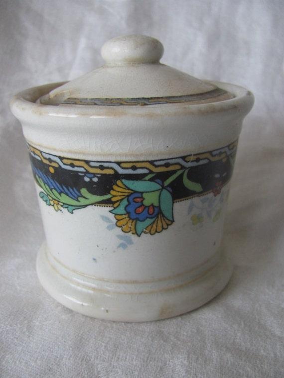 Sale Antique  VITRUS JELLY..JAM Jar Was 12.00 Now 9.99
