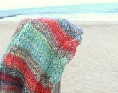 No Two Snowflakes presents Set Sail TRIANGLE SCARF SHAWL Pattern Pdf by Nicole Feller-Johnson