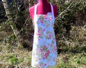 Embroidered Apron - Afternoon Tea