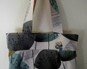 Modern Dandelion Lillian  Bag
