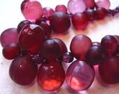 Purple Grapes Necklace