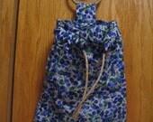 I Love Blueberries Bracelet Bag