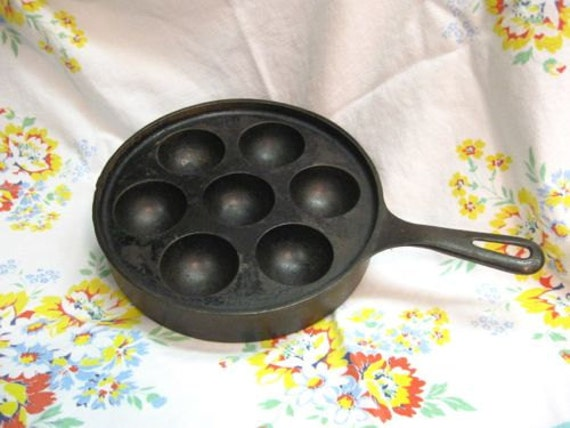 Apple Cake Pan Griswold How To Use