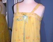 Vintage Seventies Dress by Jody of California  SALE