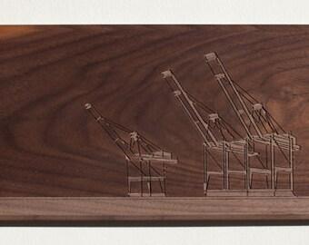 Crane 6x12 - Walnut